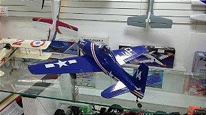AEROMODELO F8F-EP ARF ELETRICO KIT