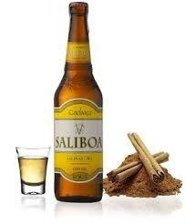 Cachaça Saliboa Salinas 600 ml