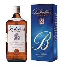 Whisky Ballantine's Finest 8 anos 1 Litro