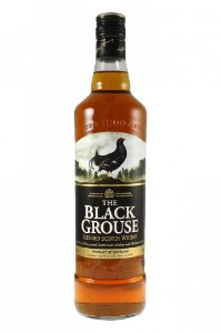 Whisky Escoces The Black Grouse 1000ml