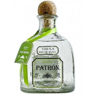 Tequila Mexicana Patron Silver 750ml