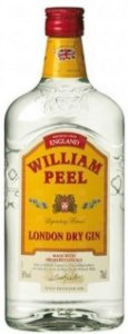 Gin Ingles William Peel London Dry 700ml