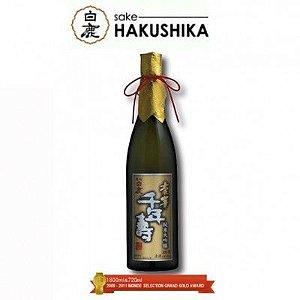 Sake Japones Hakushika Junmai Dai Ginjo 720ml
