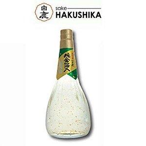 Sake Japones Hakushika Junmai Gold 720ml