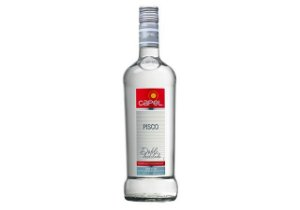 Pisco Chileno Capel Moai Reservado 750ml