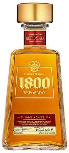 Tequila Mexicana 1800 Reposado 750ml