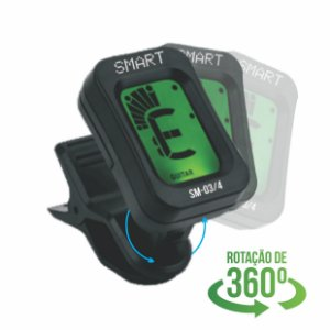 Afinador Digital Smart SM03/4