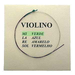 Corda Mi Avulsa M Calixto para Violino 4/4