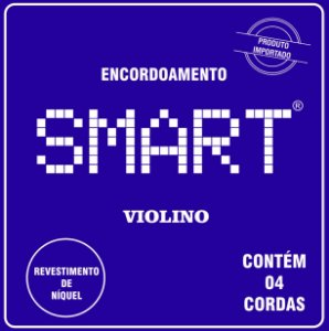 Encordoamento Violino 4/4 Smart