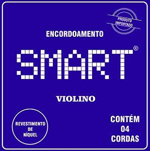 Encordoamento Violino 4/4 Smart