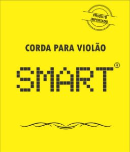 Corda Avulsa para Violão Aço Smart