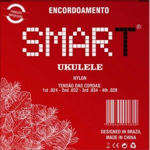 Encordoamento Ukulele Smart Nylon