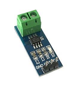 Sensor De Corrente Ac / Dc 5A Acs712