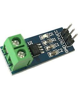Sensor De Corrente Ac / Dc 20A Acs712