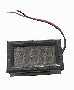 Display Voltimetro 4,5V A 30V Dc