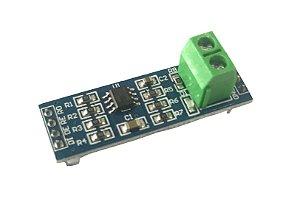 Módulo Conversor De Dados Ttl Para Rs485 - Max485