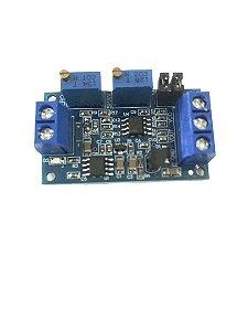 Módulo Conversor de Corrente para Tensão 4 ate 20Ma Para 0-3.3V / 5V / 10V