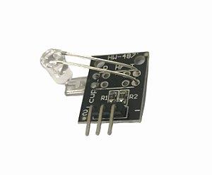 Modulo Detector De Pulso Infra Vermelho Para Arduino KY-039