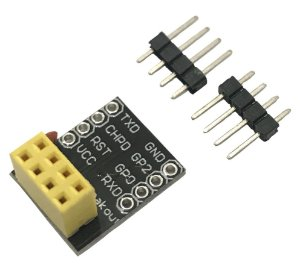 Adaptador Protoboard Esp8266 Esp-01