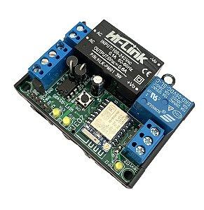 Gateway Conversor JE07 - MODBUS TCP/IP para MODBUS RTU RS485 + Suporte DIN