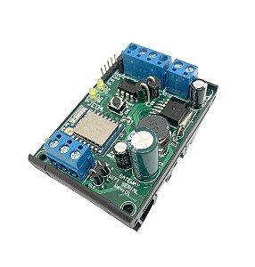 Gateway Je04 Modbus TCP e MQTT para Modbus RTU RS485 RS232 + Suporte DIN