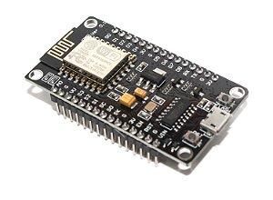 Módulo Wifi ESP8266 Nodemcu ESP-12 F com CH340 Lolin