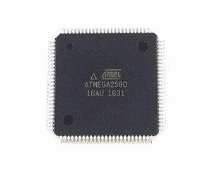 Microcontrolador Atmega2560 Atmega2560-16au Smd TQFP