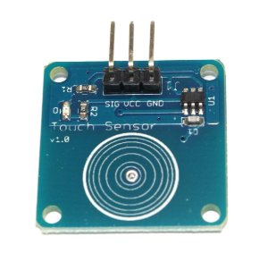 Sensor Touch Toque Capacitivo TTP223B