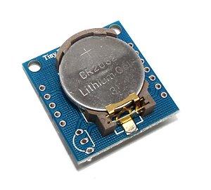Módulo Relógio RTC DS1307 Com Bateria