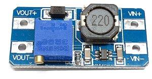 Conversor De Tensão MT3608 DC-DC - Boost - Elevador - Step up