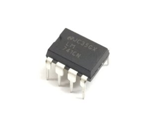 Circuito Integrado Amplificador Operacional LM741
