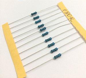 Resistor 1/4W 1% - 680R - 10 UNIDADES