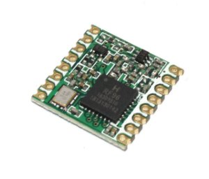 Módulo LoRa RFM95W 915Mhz