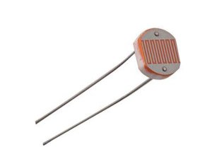 Resistor Dependente de Luz / Sensor De Luminosidade LDR  5mm