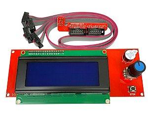 Controlador Smart Lcd 20x4 Com Leitor SD Para Impressora 3D