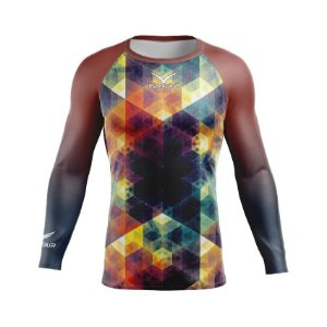 Rashguard - Abstract