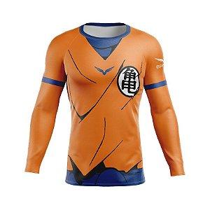 Rashguard - Orange