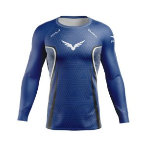 Rashguard - Belt 2 - Azul (Royal)