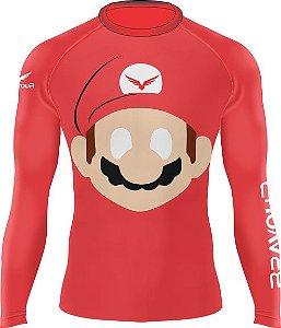 Rashguard - Kids - Super Mario