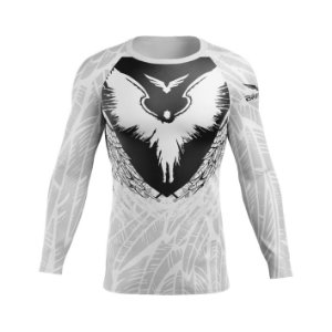 Rashguard - Wings - Branca