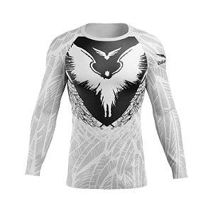 Rashguard - Wings - Branca
