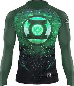 Rashguard - Lanterna Verde