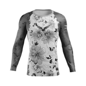 Rashguard - Flowered