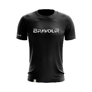 Camiseta - Bravour - Black