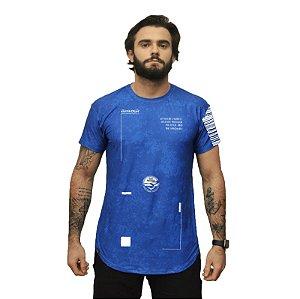 Camiseta - limited - azul