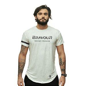 Camiseta - Bravour- Branca