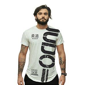 Camiseta - Judo - Branca