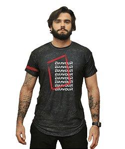 DUPLICADO - Camiseta - Solitary - Preta
