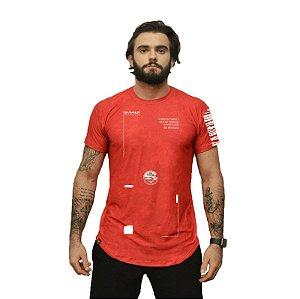 Camiseta - History - Vermelha