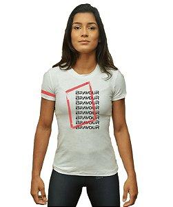 Camiseta - Solitary - Branca